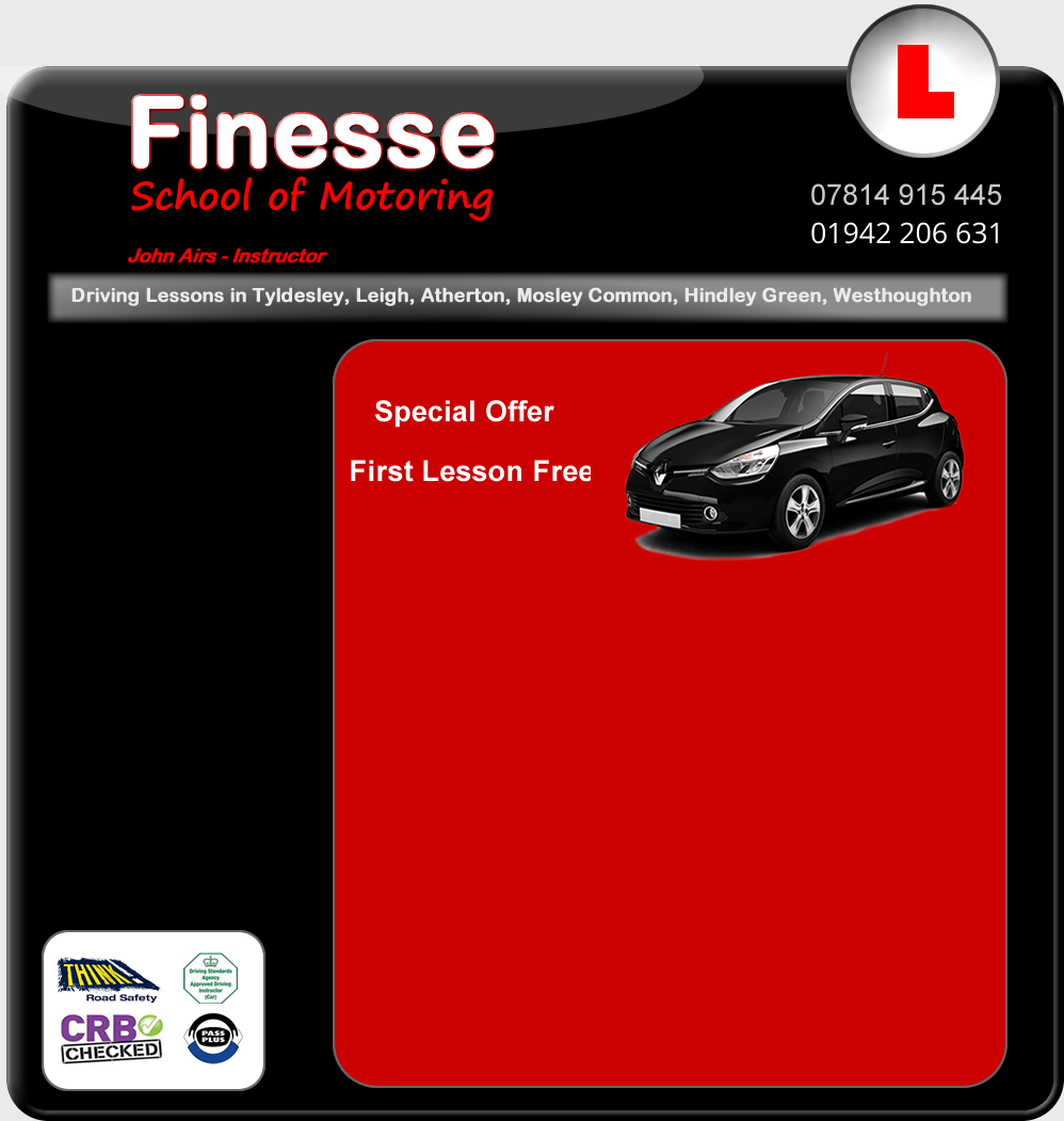 Tyldesley driving school